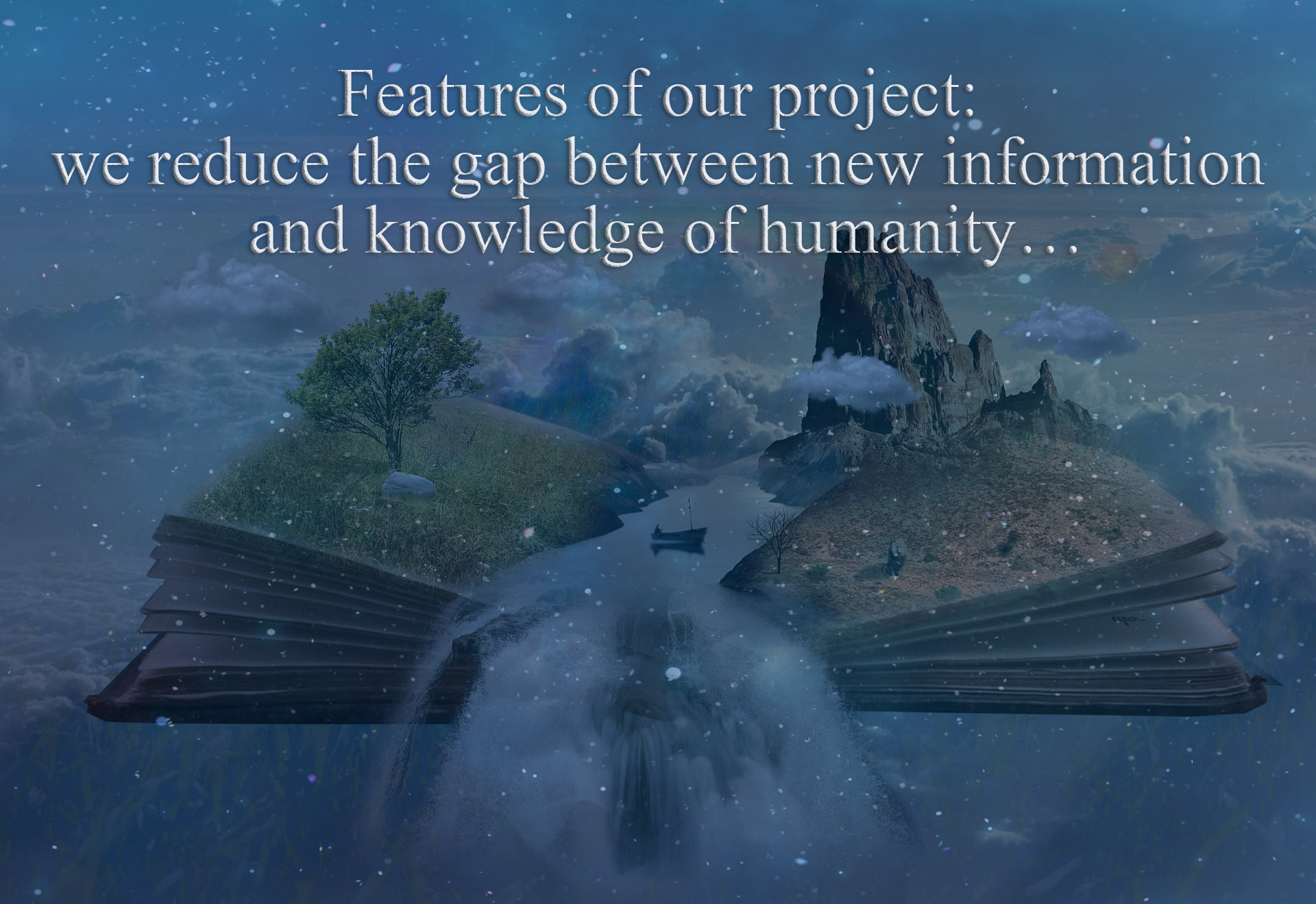 PROJECT FEATURES PROJECT FANTASY